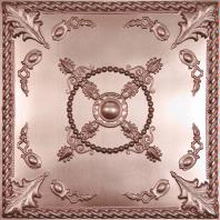Alexander Copper Ceiling Tiles