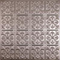 Fleur-de-lis Tin Ceiling Tiles