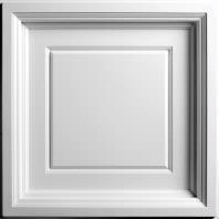 Madison White Ceiling Tiles