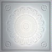 Medallion Translucent Ceiling Tiles