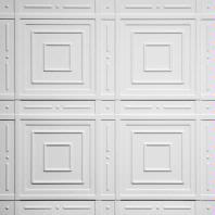 Nantucket White Ceiling Tiles