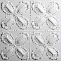 Orleans White Ceiling Tiles