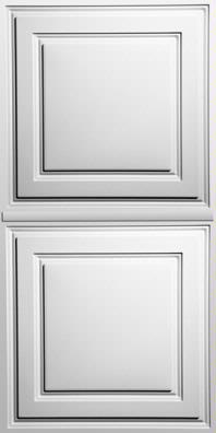 Oxford White Ceiling Panels