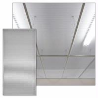 Polyline Clear Ceiling Panels