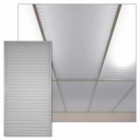 Polyline Frosted Ceiling Panels