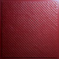 Rattan Merlot Ceiling Tiles
