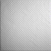 Rattan White Ceiling Tiles
