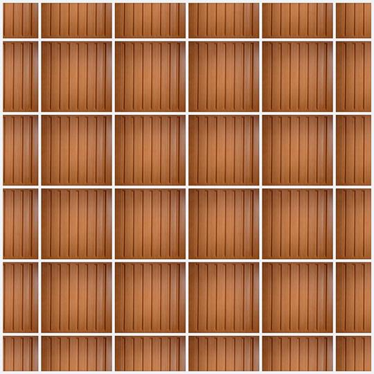 Southland Caramel Wood Ceiling Tiles
