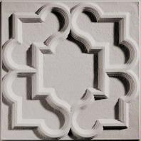 Victorian Latte Ceiling Tiles