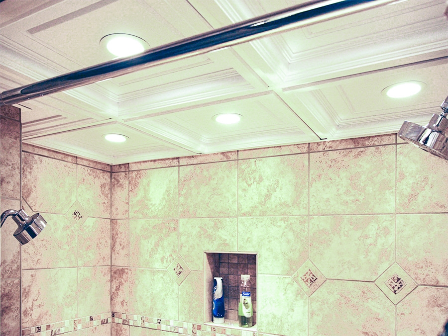 Shower Installation Ceilume