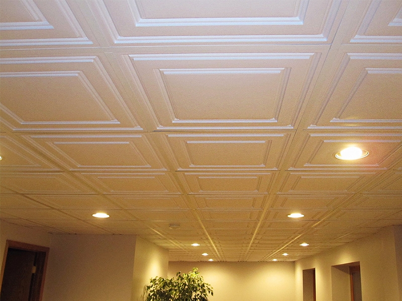 Ceilume Ceiling Tiles Installation Thousands Pictures Of Home