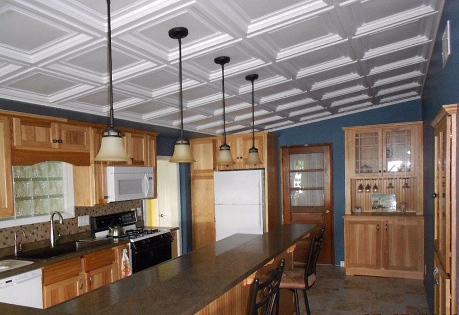 Lake house kitchen ceilume Kitchen design lake house