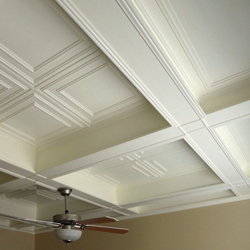 - Ceilume Oxford White 2 X 2 Lay-in Ceiling Tiles - $ Per Sq. Ft. - $ Per Tile –Faux Ceiling, Drop Ceiling, Decorative Ceiling Tiles, Glue up Ceiling, 24x24, T-bar Ceiling by Ceilume .