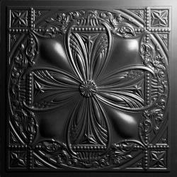 Avalon Ceiling Tiles Black