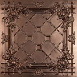 Bentley Ceiling Tiles Copper