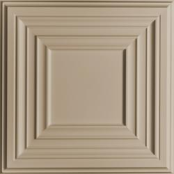 Bistro Ceiling TIles Sandal Wood
