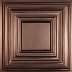 Bistro Ceiling Tiles Copper