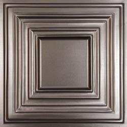Bistro Ceiling Tiles Caramel Wood
