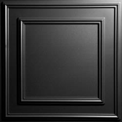 Cambridge Ceiling Tiles Black