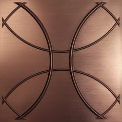 Celestial Ceiling Tiles Copper