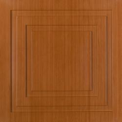 Century Ceiling Tiles Cherry Wood