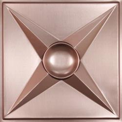 Circle Star Ceiling Tiles Tin