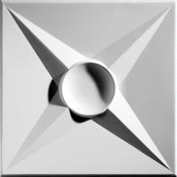 Circle Star Ceiling Tiles