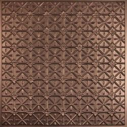 Continental Ceiling Tiles Caramel Wood