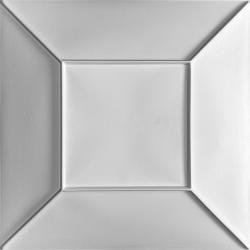 Convex Ceiling Tiles White
