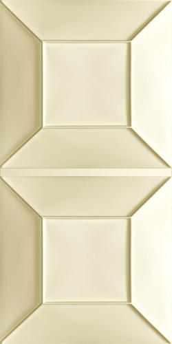Convex Ceiling Panels White