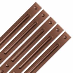 Decorative Strips Caramel Wood