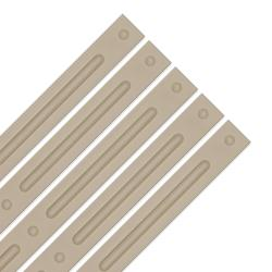 Decorative Strips White