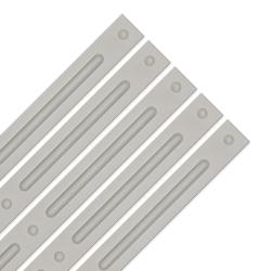 Decorative Strips Random Gray