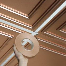 Grid Tape Bronze