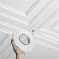 Grid Tape White