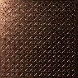Diamond Plate Ceiling Tiles Latte