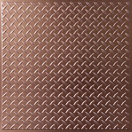 Diamond Plate Ceiling Tiles