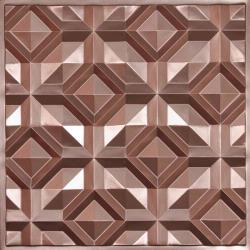 Doric Ceiling Tiles Copper