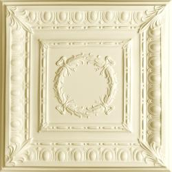 Empire Ceiling Tiles White