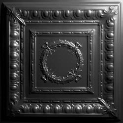 Empire Ceiling Tiles Black