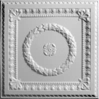 Evangeline White Ceiling Tiles