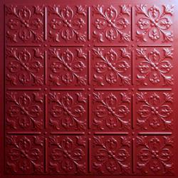 Fleur-de-lis Ceiling Tiles Tin