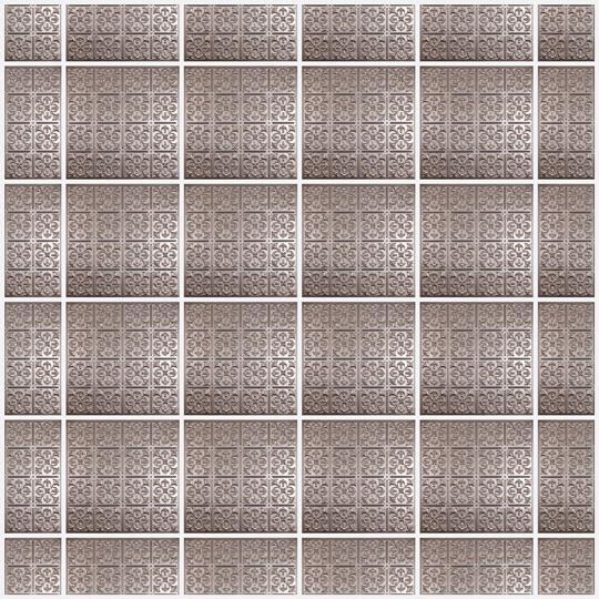 Fleur-de-lis Ceiling Tiles