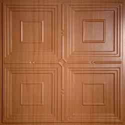 Jackson Ceiling Tiles Cherry Wood