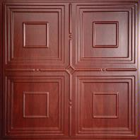 Jackson Cherry Wood Ceiling Tiles