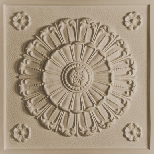 face Medallion Ceiling Tiles
