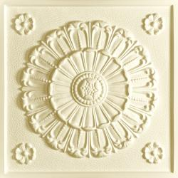 Medallion Ceiling Tiles Latte