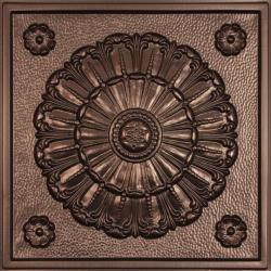 Medallion Ceiling Tiles Copper