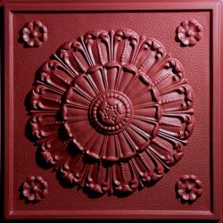 Medallion Ceiling Tiles Black
