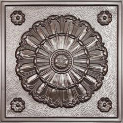 Medallion Ceiling Tiles Bronze